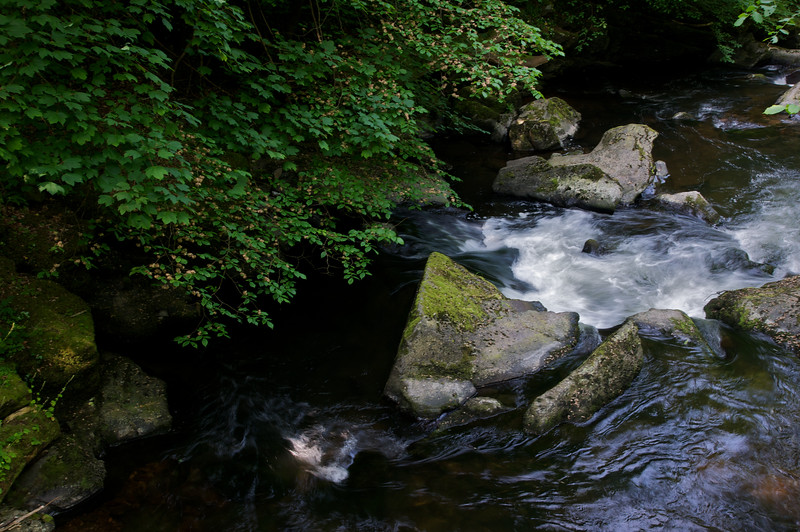 Cascade on the Watersmeet trail