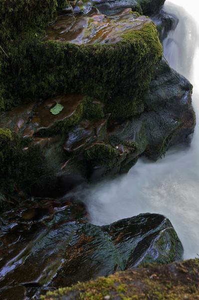 Waterfall on the Watersmeet trail #3