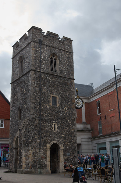 St George Clock Tower