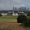View Across Greenwich to London