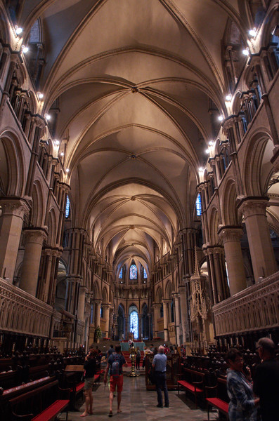 Catherdral Quire