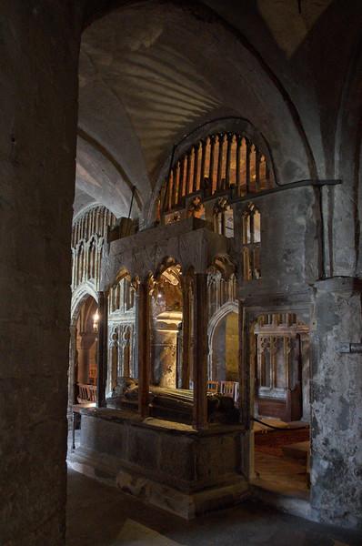 Joan de Mohun's Tomb