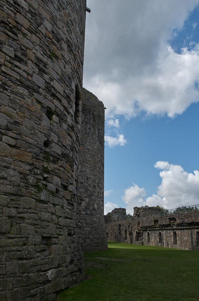Inside the Outer Wall