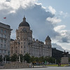 The Port of Liverpool Building with King Edward VII
