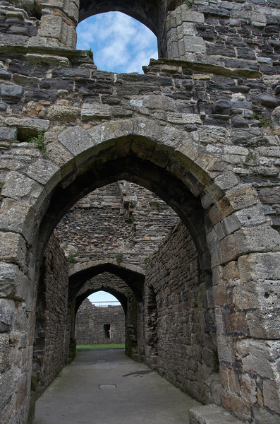 North Gate to Inner Keep