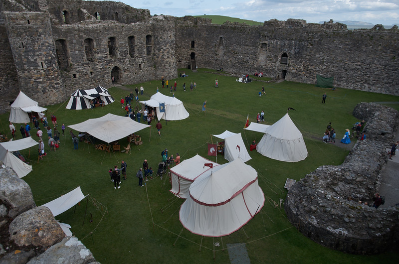 Medieval Encampment