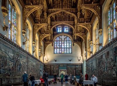 Henry VIII Dining Hall