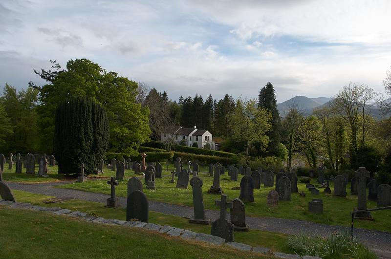Graveyard, Kweswick