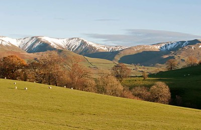 England: five Lakeland views