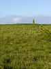 Standing stone near Marwick Head