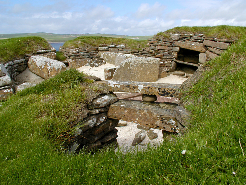 Skara Brae - remains of a 5000 year old village