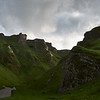 Road from Castleton Through Winnats Pass