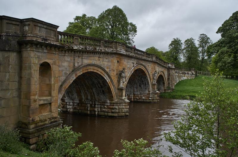 Bridge at Chatsworth