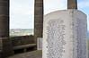 Stonehaven war memorial, 23 May 2015 3