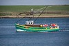 Fishing boat Merlin II K69, Stromness, Orkney, 25 May 2015