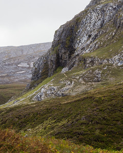 The Trail to the Bone Caves, near Lochinver, Assynt
