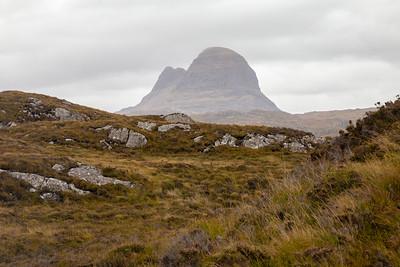 Suilven Mountain near Lochinver