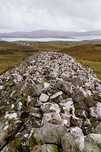 Neolithic Chambered Cairn, Skye