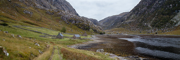 Remote Bothy in Assynt, near Unapool