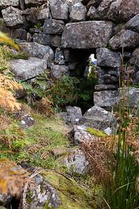 Dun Fiadhairt near Dunvegan Castle, Skye