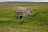 Viking-design water mill, Shetland