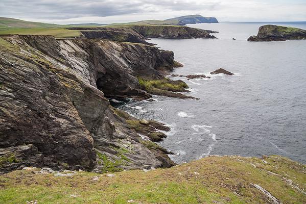 West shore of St. Ninian's Isle, Shetland