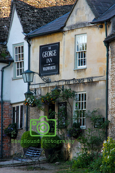 The George Inn, Lacock