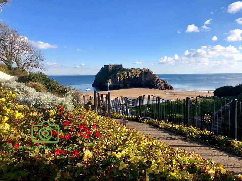 St Catherine's Rock, Tenby