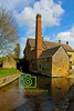 Mill at Lower Slaughter, Cotswolds, England
