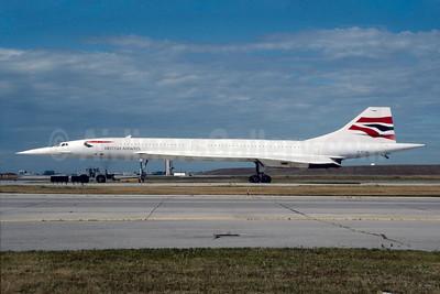 British Airways Aerospatiale-BAC Concorde 102 G-BOAE (msn 212) YYZ (TMK Photography). Image: 913002.