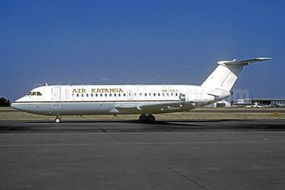 Air Katanga (2nd) BAC 1-11 201AC 9Q-CSJ (msn 013) JNB (Christian Volpati Collection). Image: 951985.
