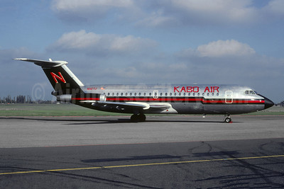 Kabo Air BAC 1-11 204AF N1127J (msn 180) (Classic Air colors) (Jacques Guillem Collection). Image: 942928.
