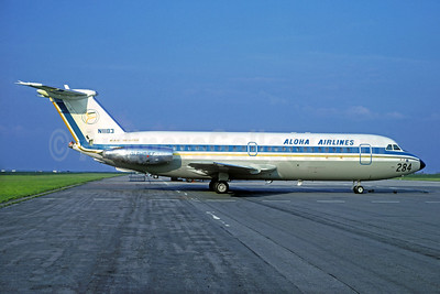 Airline Color Scheme - Introduced 1966 - Best Seller