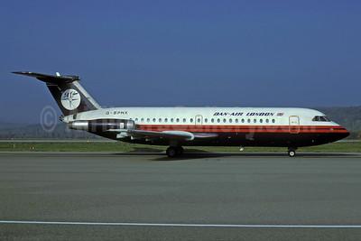 Airways International Cymru livery
