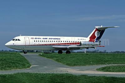 Dan-Air London (Dan-Air Services) BAC 1-11 301AG G-ATPJ (msn 033) JER (Richard Vandervord). Image: 949078.