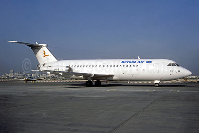 Berkut Air BAC 1-11 401AK UN-B1111 (msn 078) DXB (Christian Volpati Collection). Image: 952183.