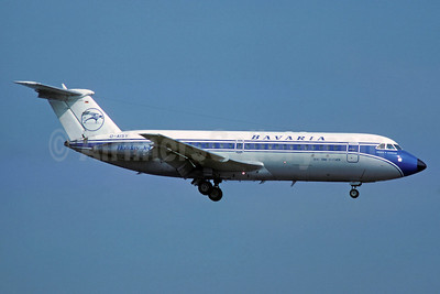 Bavaria Fluggesellschaft BAC 1-11 414EG D-AISY (msn 158) LBG (Christian Volpati Collection). Image: 913454.
