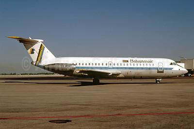 Bahamasair BAC 1-11 401AK C6-BDP (msn 063) MIA (Bruce Drum). Image: 102674.