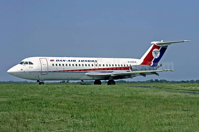 Dan-Air London (Dan-Air Services) BAC 1-11 401AK G-AXCK (msn 090) JER (Richard Vandervord). Image: 949079.