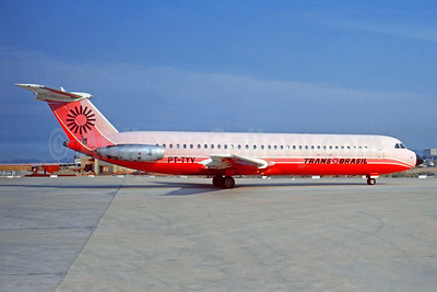 Airline Color Scheme - Introduced 1975 (pink)