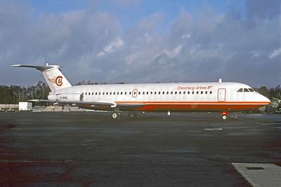 Chanchangi Airlines-CAL BAC 1-11 510ED G-AVML (5N-BCH) (msn 140) BOH (Antony J. Best). Image: 951748.