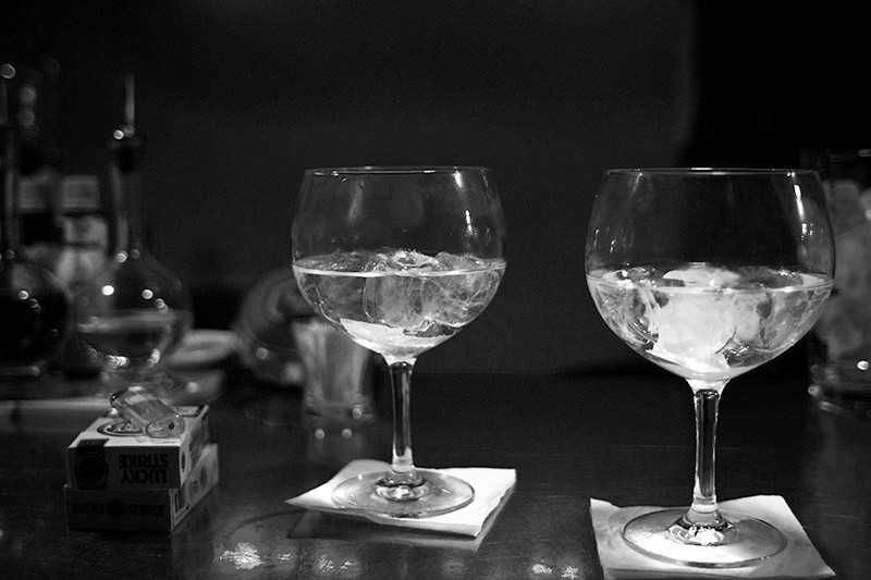 Doblete de Gin Tonic by Guillermo Ruiz