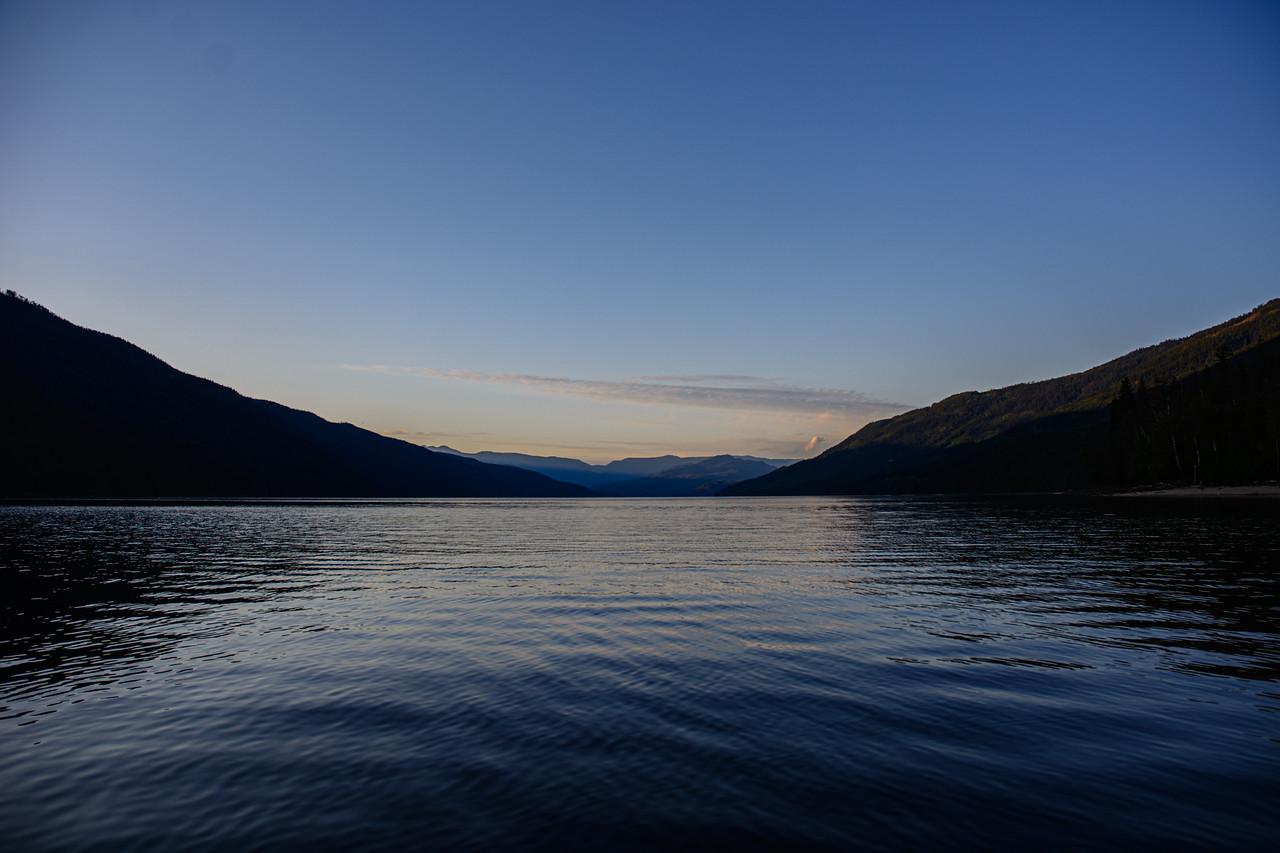 Serenity on Mabel Lake