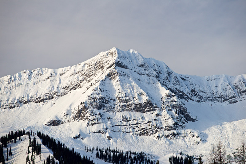 Grizzly Peak, Fernie Alpine Resort, British Columbia