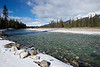 Kootenay River, Kootenay National Park, British Columbia