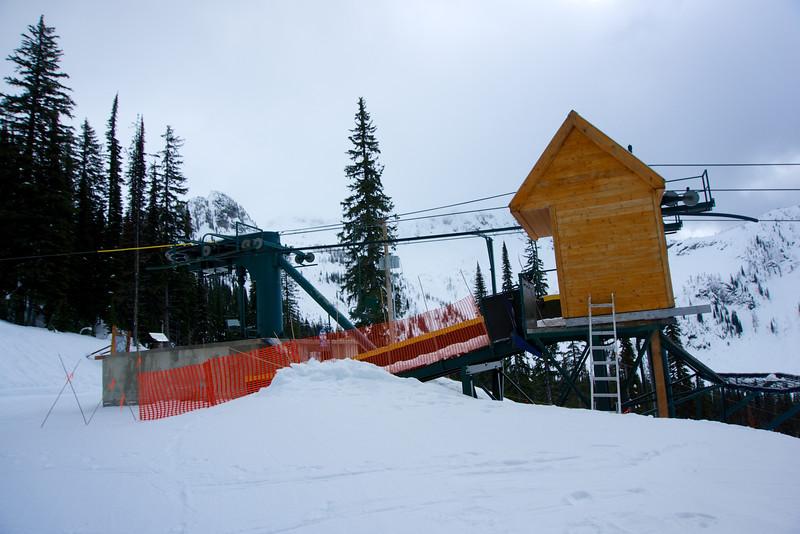 Whitewater Ski Resort, Nelson, British Columbia