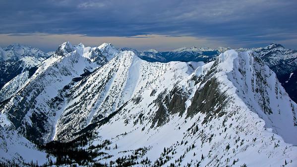 British Columbia Winter