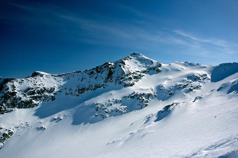 Blackcomb Glacier, British Columbia