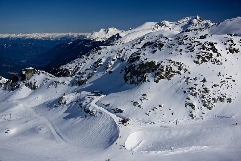 Blackcomb Mountain, British Columbia