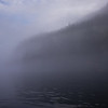 Early Morning Mist, Quadra Island